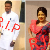 This Couple Was Found Dead In Their Room, See What Allegedly Caused Their Deaths