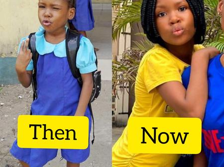 Check Out How Much Little Aunty Success of Mark Angel Comedy Has Transformed Since She Joined Acting