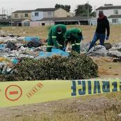 Gang-related killing: A Man Was Assassinated In Broad Daylight And Dumped In An Illegal Dumping Site.