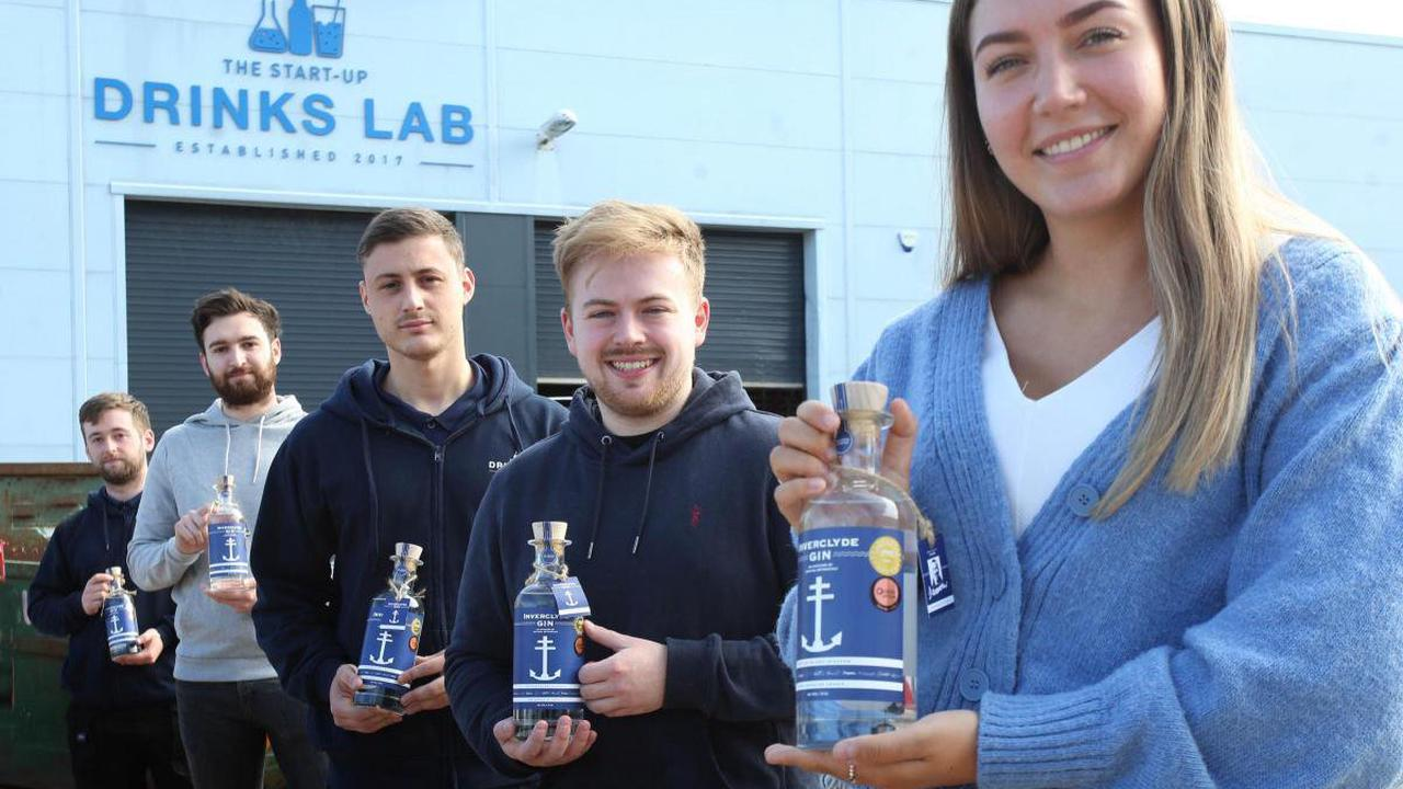 Inverclyde Gin firm land two top awards