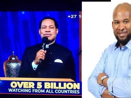 Pastor Reacts To Claims By Christ Embassy That Over 5 Billion People Watched Its Sunday Broadcast