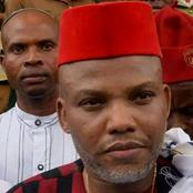 Read What Nnamdi Kanu Posted On His Twitter Account Few hours Ago