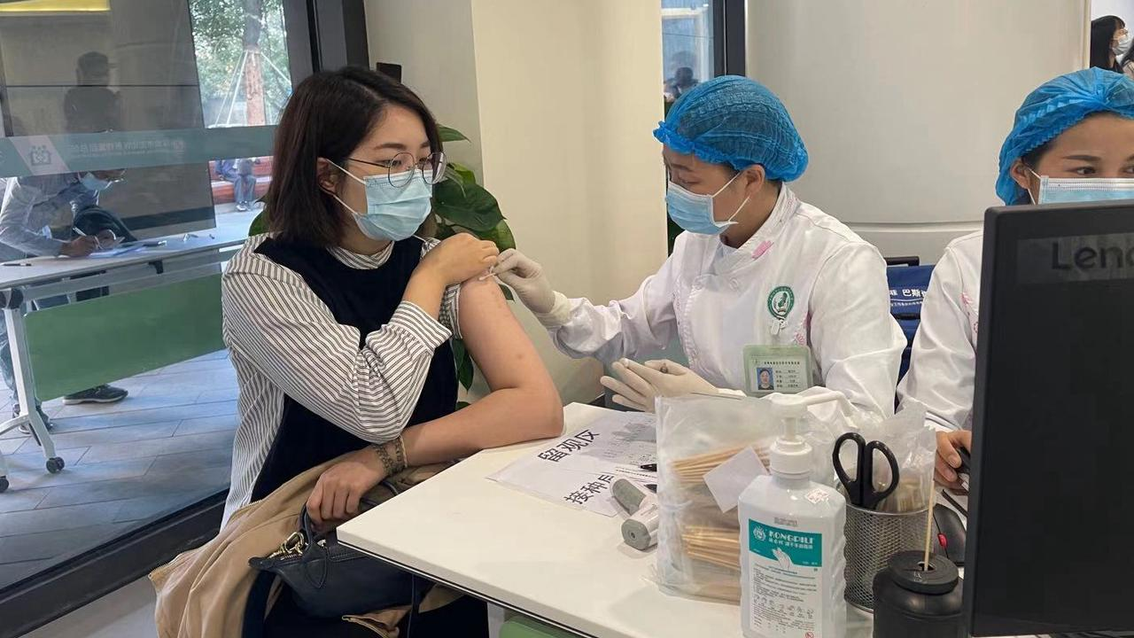 China's Shenzhen offers free vaccinations for students, workers going abroad