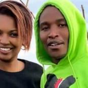 Ukiachwa Achika! Karen Nyamu Ferociously Responds To Samidoh After He Chooses His Wife Over Her
