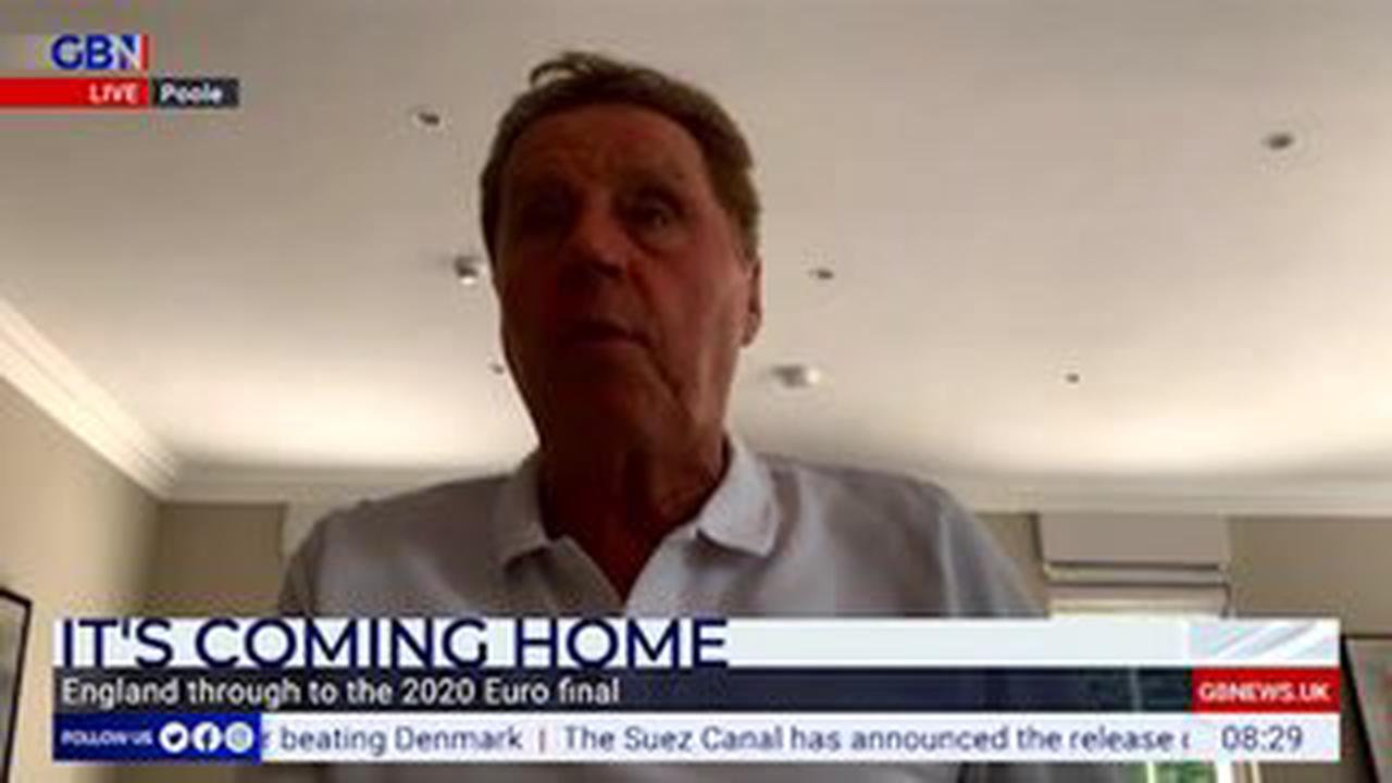 It IS coming home! Harry Redknapp 'confident' Three Lions on track to secure Euro 2020 win
