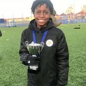 The 12 Year Old Kenyan Youngster At Leicester City Academy