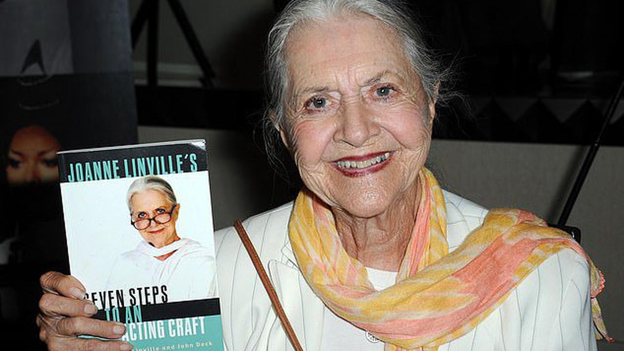 Star Trek and The Twilight Zone actress Joanne Linville has died at 93