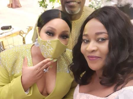See More Photos Of Celebrities Who Attended Williams Uchemba White Wedding Ceremony