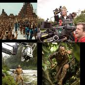 Remember the movie Apocalypto? See behind the scene pictures