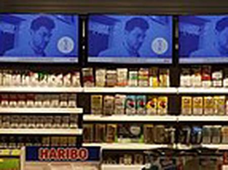 Nicotine marketing history