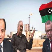 بعد تسليم أردوغان شرعية السراج للإخوان بليبيا..السيسى يرد دوليا باستراتيجية