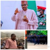 OPINION: Buhari Should Do These Two Things To ESN And Sunday Igboho Instead Of Arresting Them