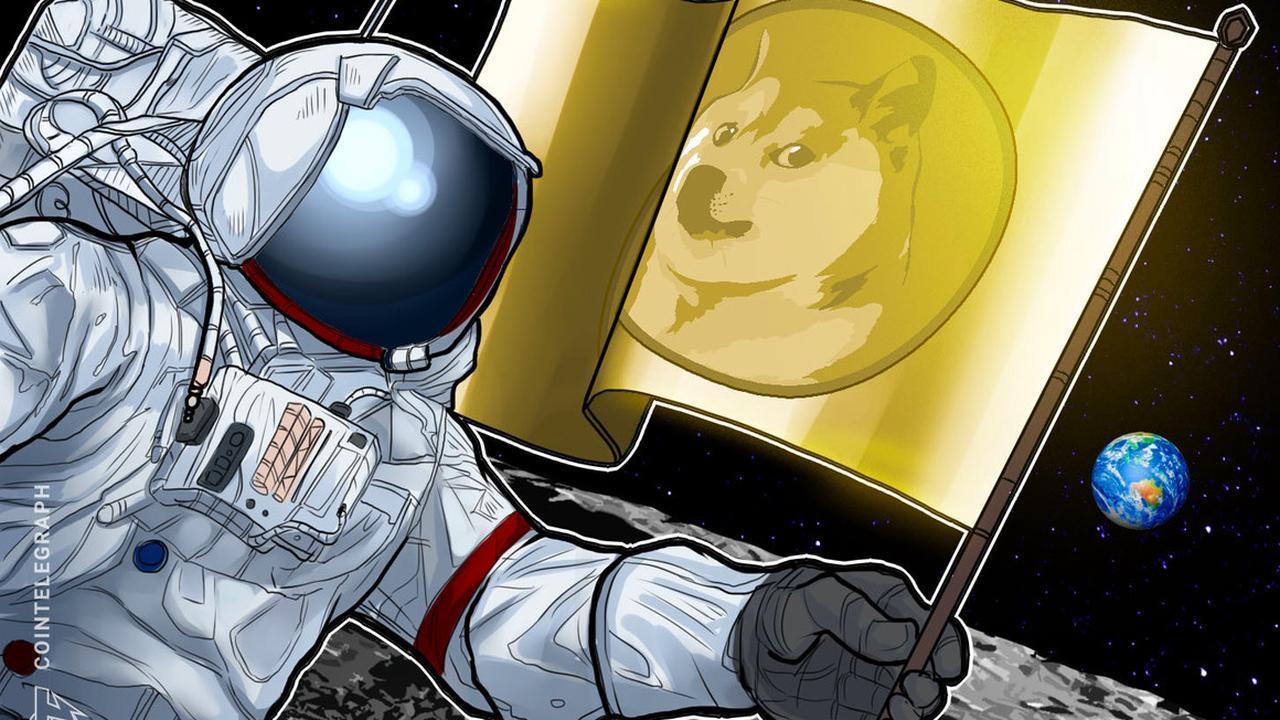 Dogecoin - DOGE literally to the moon? Elon Musk teases lunar Starship test