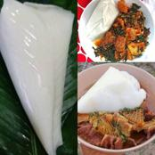 Do You Love AGIDI? See Steps On How To Prepare Yours At Home (PHOTOS).