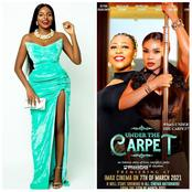 Wathoni Was Present At Iyabo Ojo's Movie Premiere, See The Reason Other Housemates Were Not Present