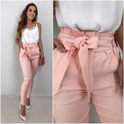 Forget Jeans Trouser, Ladies Check Out These Stunning Outfits Rocked By Pretty Ladies