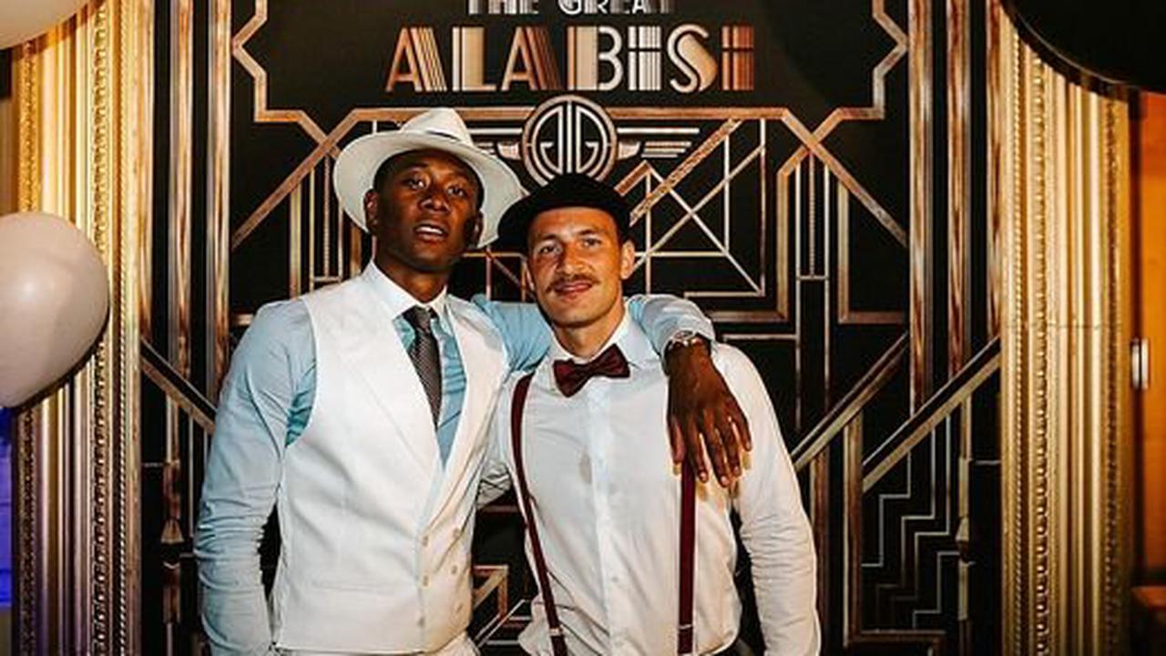 David Alaba und Tobias Kainz: Wie David Alaba die Karriere von Tobias Kainz rettete
