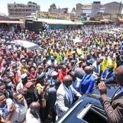 DP Ruto Pulls Massive Crowds In Central Kenya, Shows The Deep State Why He Is Unbowed