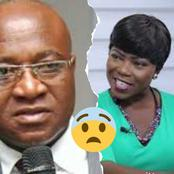 You Are Rather Destroying Bawumia's Chances - Vim Lady Boldly tells Majority Leader Live on TV