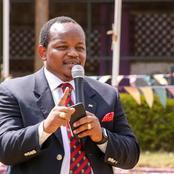 Wambugu Ngujiri Talks of Ruto & Raila Alleged Alliance, Says Mt Kenya is not Ready to Support Them