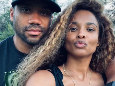 Ciara gushes over her husband in the most romantic way ever.
