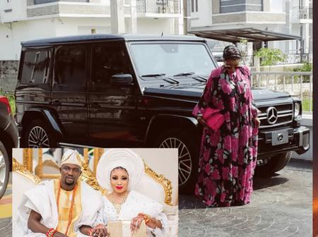 Checkout The New G-Wagon Liz Anjorin Just Got For Herself