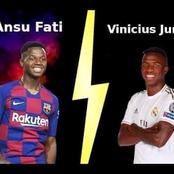 Voici une des raisons qui montre que vinicius junior n'est pas à la hauteur d' Ansumane Fati