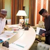 Opinion: Buhari Before His Trip Didn't Transmit Power To Prof. Yemi Osinbajo But He Has Shown Humility