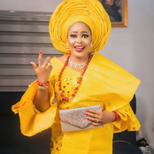 Check out the beautiful pictures of actress Sola Kosoko.