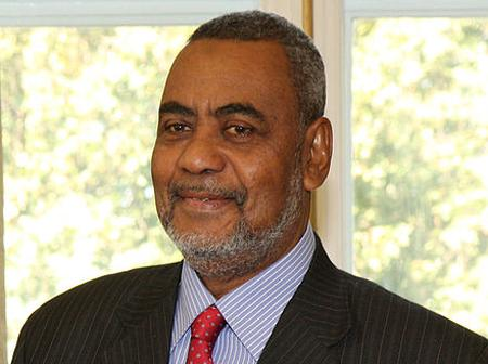 Zanzibar VP Seif Sharif Hamad bites the dust