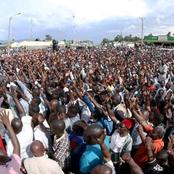 William Ruto Confirms He is Ready To Embrace BBI During His Kakamega Tour