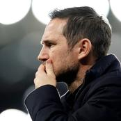 Observation: See the damning statement Chelsea made about the sack of Frank Lampard