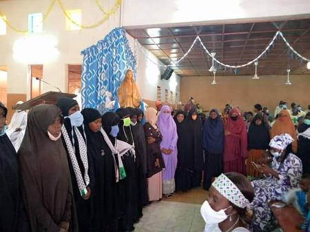 Photos: See How Nigerian Muslims Celebrated Easter With Christians In Niger Republic