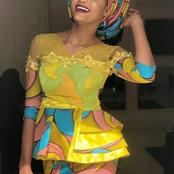 Tremendous African design styles every classic woman should rock