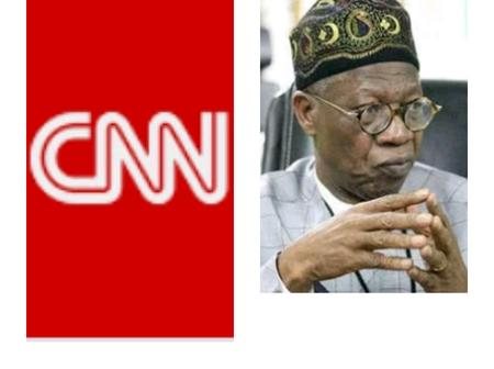 Lekki shootings: Once again, Lai Mohammed blasts CNN after second report was released