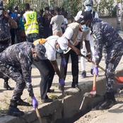 Koumassi : la police nationale s'implique dans le grand ménage