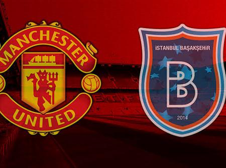 Manchester United Possible Line Up As They Host Istanbul Basaksehir, Injury Update Available As Well.