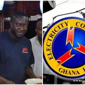 Sad News: ECG Boss Dead