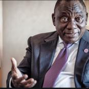 What Ramaphosa said about women