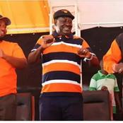 ODM Governor Delivers Good News To Kenyans Over Oxygen Suppply, Karua Reacts