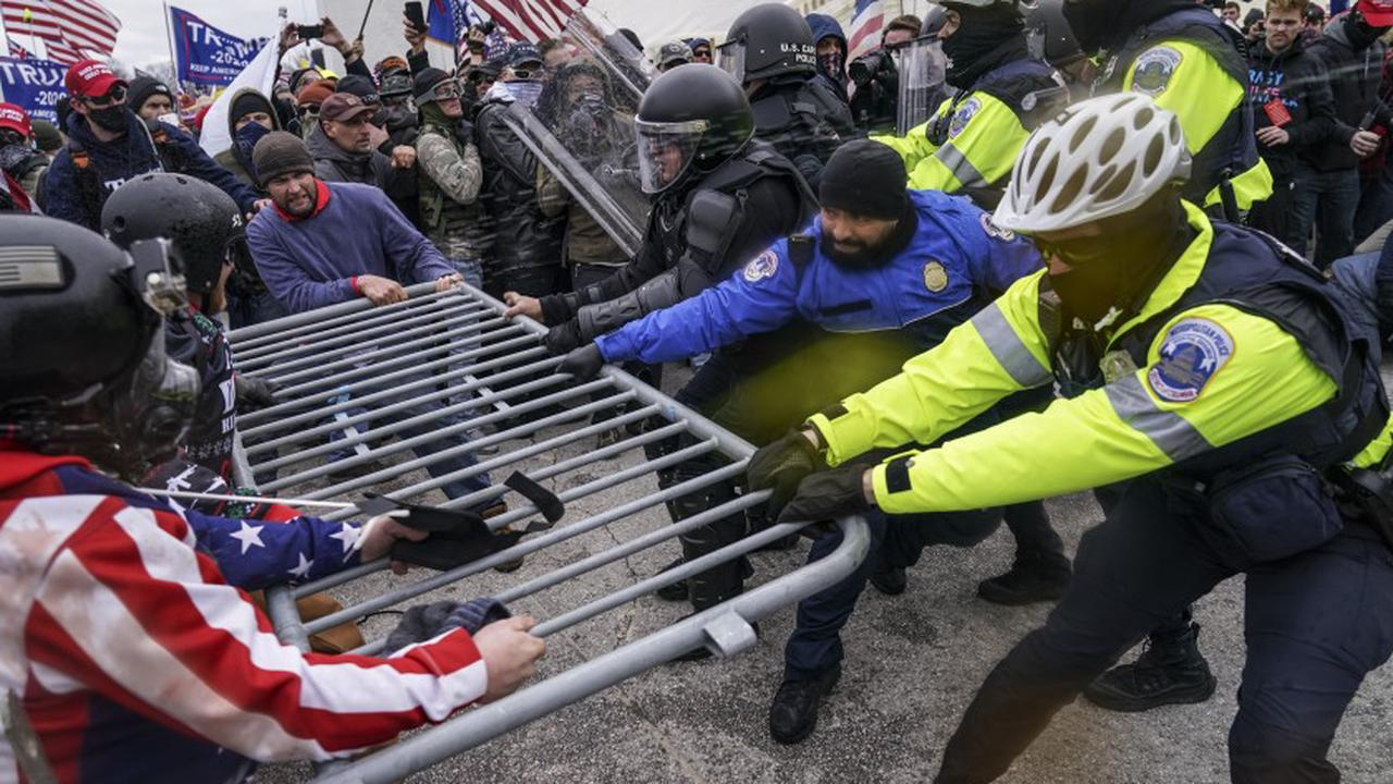 No reports of local officers in U.S. Capitol riot, police in San Diego County say