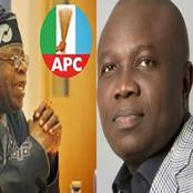 Why I Worked Against Ambode's Second Term - Tinubu