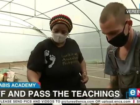 Cannabis Academy, Puff and pass the teachings
