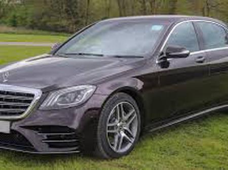 Interesting facts about the new Mecedes-Benz S-class