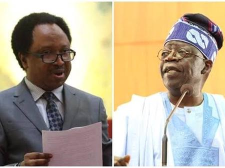 Senator Shehu Sani Offers Advice To Tinubu