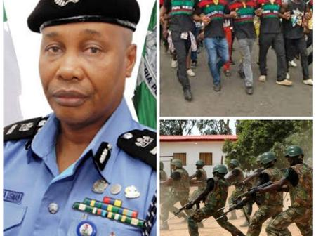 Today's Headlines: Buhari Appoints New IG, Soldiers Engage Suspected IPOB Members In Gun Battle