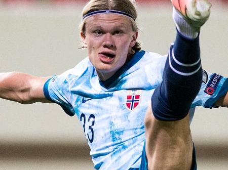 WORLD CUP QUALIFICATION: 2 surprising things happened in the match between Norway and Gibraltar