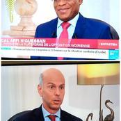 """Affi tranche sur France 24: """"Dans tous les cas nous ne le (Ouattara) reconnaîtrons pas comme Président"""""""