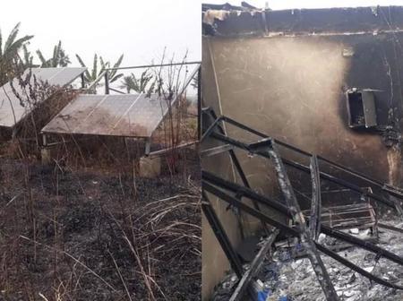 Today's Headlines: Herdsmen Set Solar Power Station On Fire In Ogun State, Minister of information, govs now speaking for terrorist -Aisha Yesufu