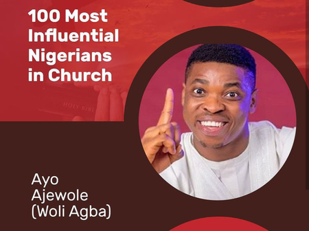 Check Out These Most Influential Nigerians Who Are Christians, Some Are Great Ministers Of God